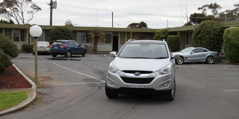 Hyundai ix35 EcoDrive – Melb-Adel-Melb – Day 2