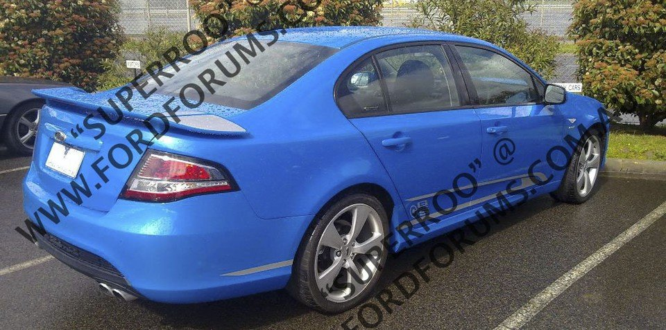 Ford's FPV GT and GS - the wraps are off