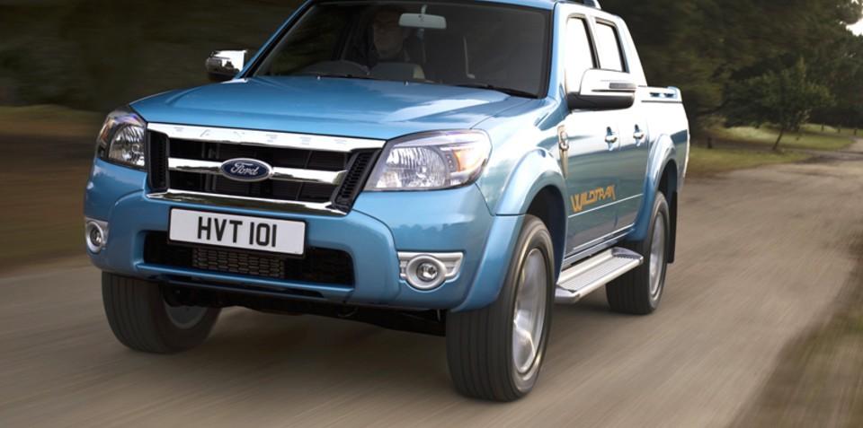 Ford recalls 30,000 PJ, PK Ranger utilities