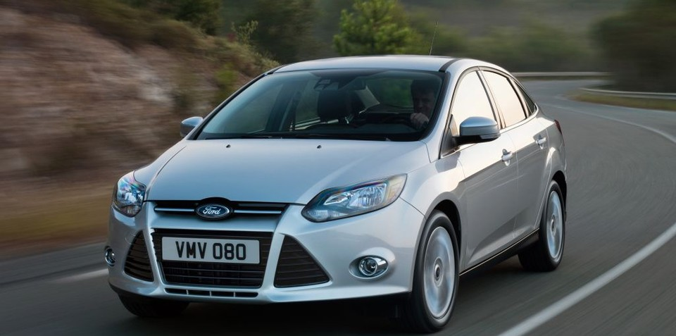 2011 Ford Focus Unveiled