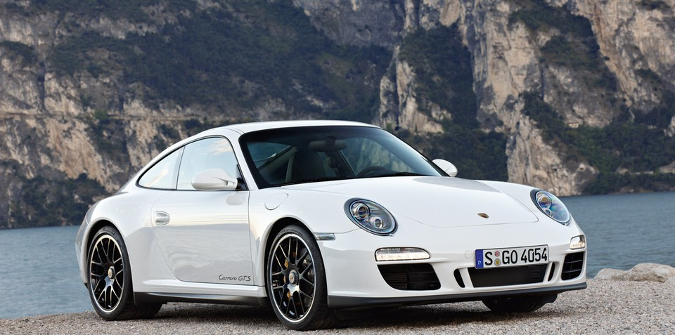 2011 Porsche 911 Carrera GTS update with Australian prices