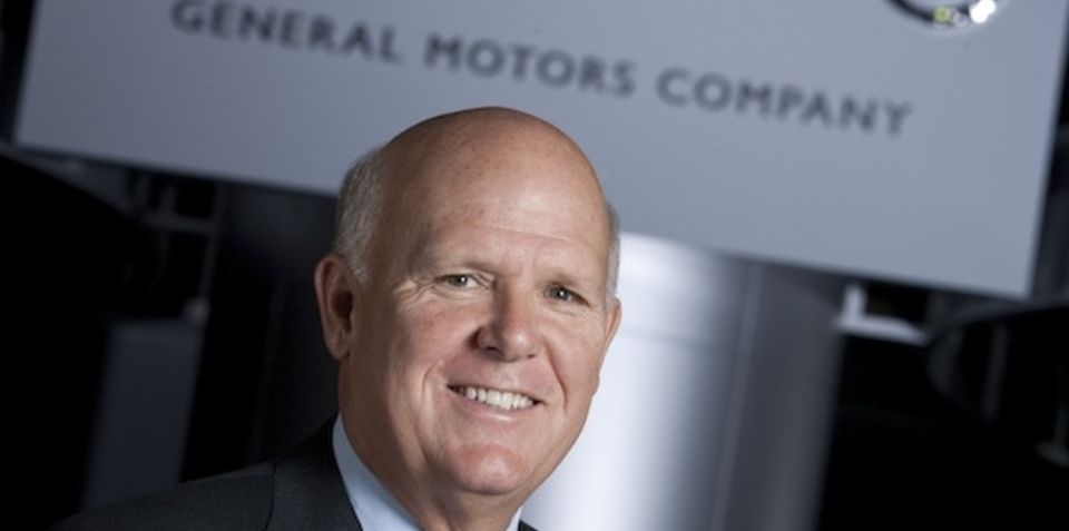 General Motors to pay CEO Dan Akerson $1.7 million per year