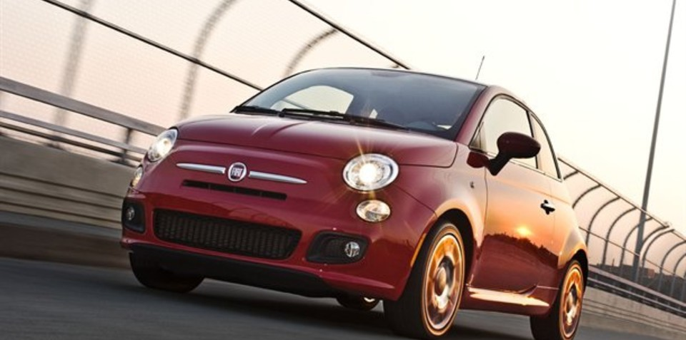 Fiat 500 to launch in the US after 50 years