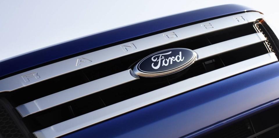 2011 Ford Ranger to debut at Sydney Motor Show