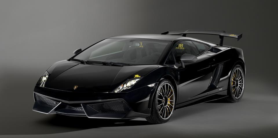 Lamborghini Gallardo LP570-4 Blancpain Edition to appear at Paris Motor Show