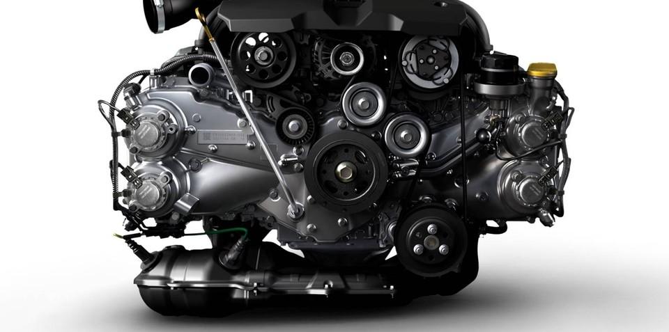 Subaru releases brand new boxer engine details