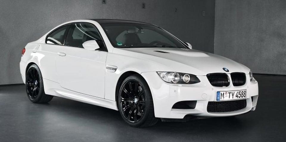 2011 BMW M3 Pure Edition for Australia