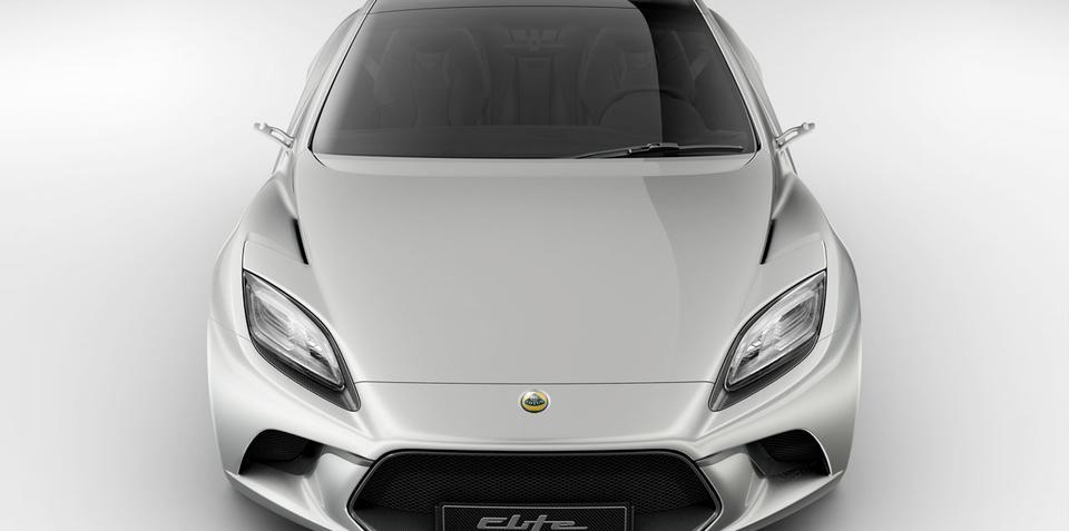 2014 Lotus Elite Unveiled