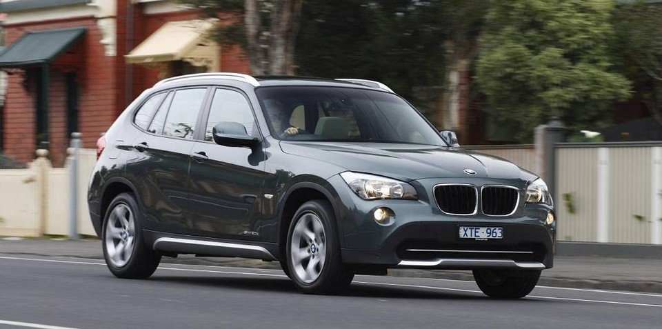 BMW X Gets Two Models And New Engines - Bmw 2011 models
