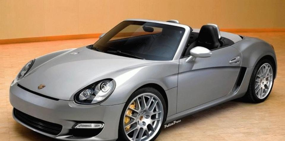 Porsche pauses plans on Cajun and mini Boxster
