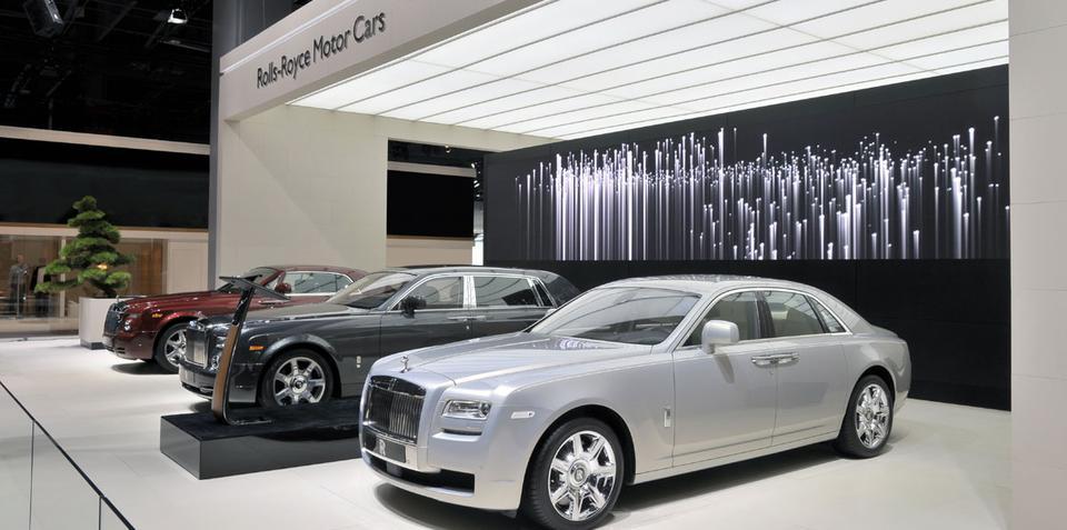 Rolls-Royce showcases Bespoke programme in Paris
