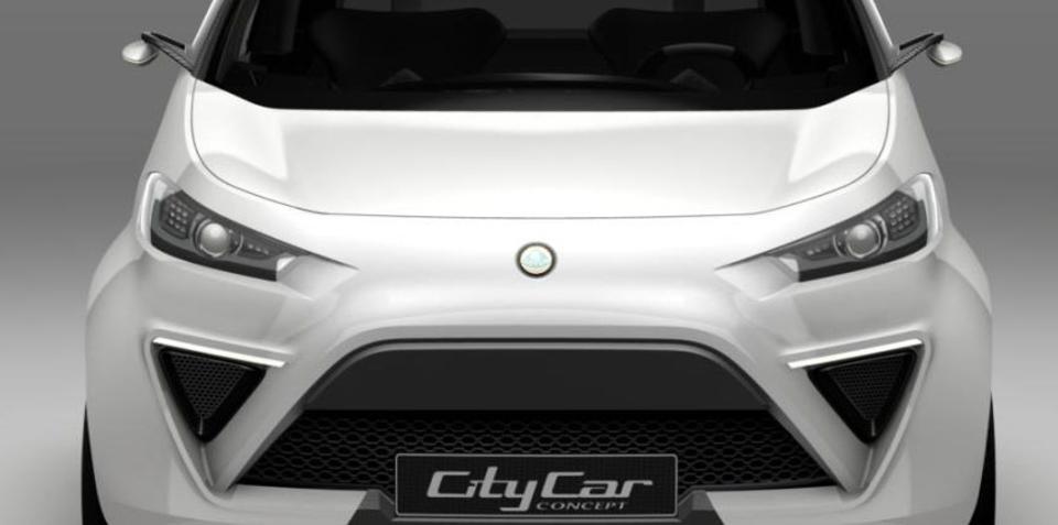 Lotus City Car Concept