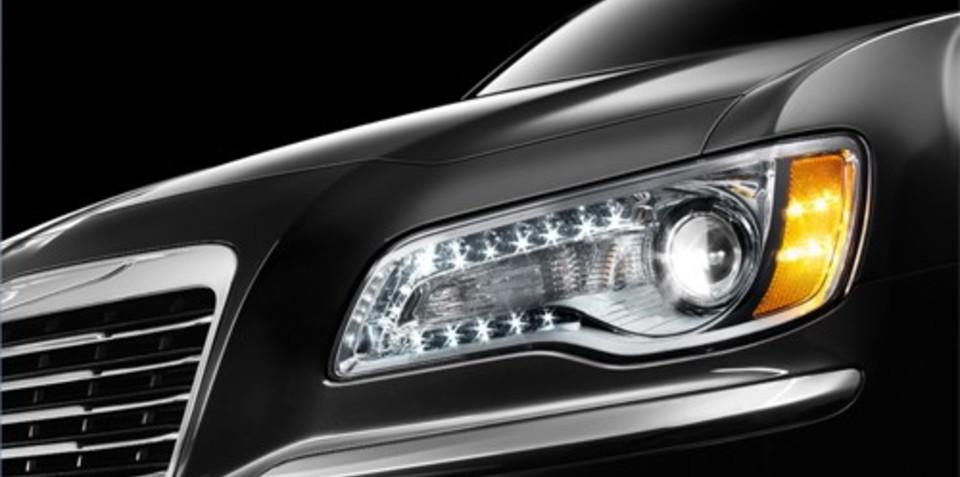 2011 Chrysler 300C images revealed, Australian launch in 2012