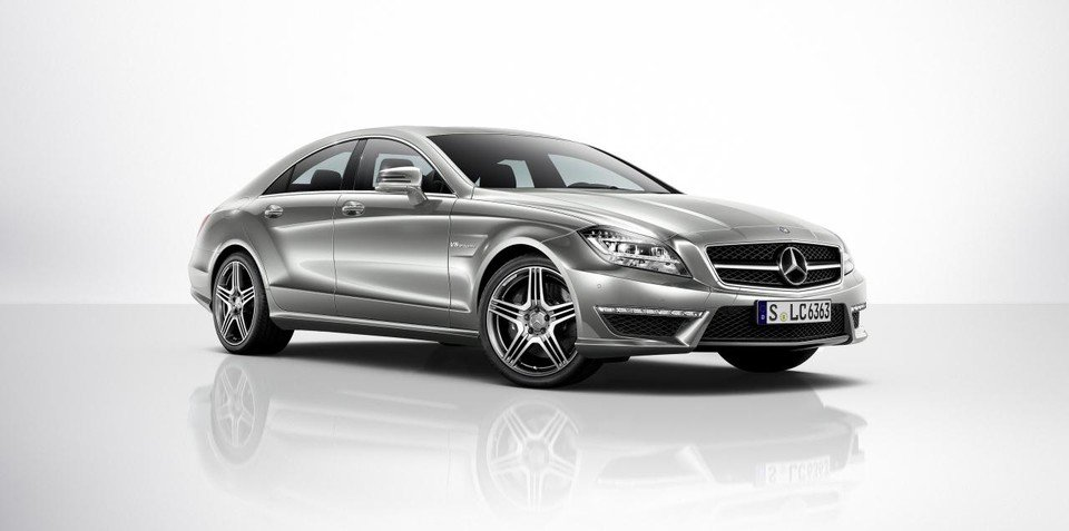 Mercedes-Benz CLS 63 AMG coming to Australia in Q2 2011