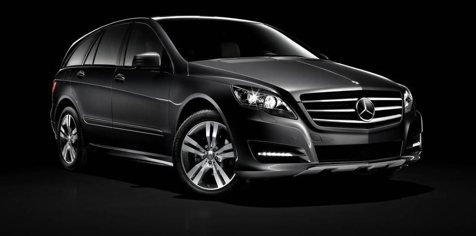 2011 Mercedes-Benz R 300 CDI launched in Australia
