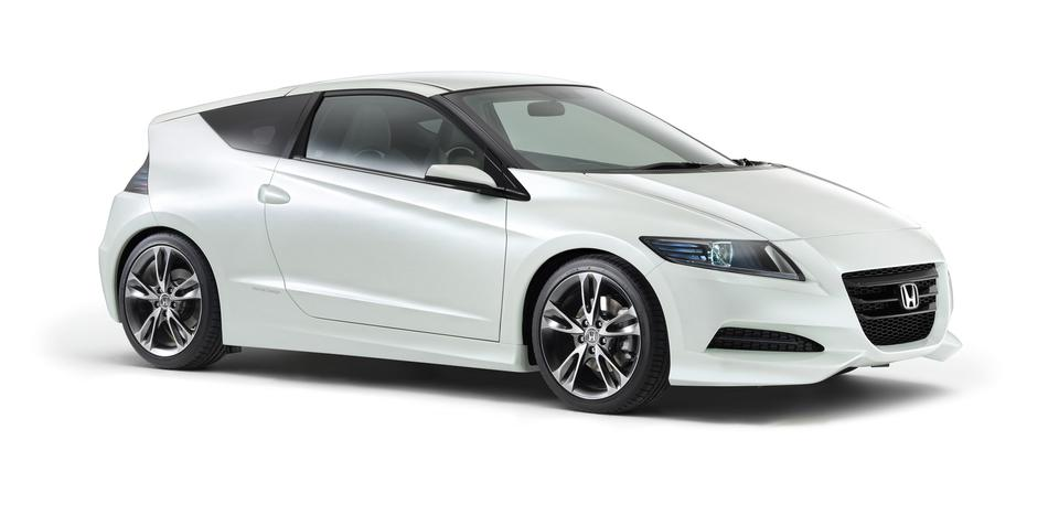 Honda CR-Z voted Japanese Car of the Year 2010