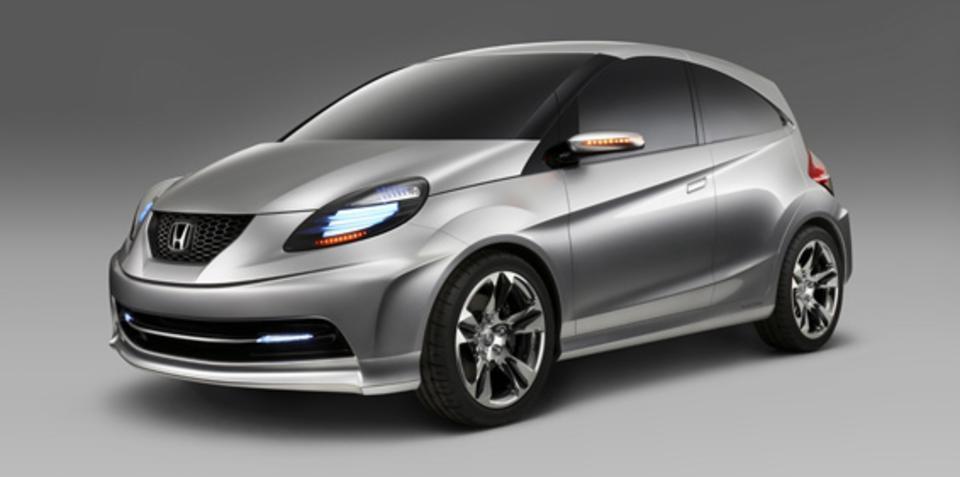 2011 Honda NSC New Smal Concept to debut at Thailand Motor Expo