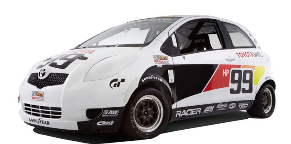 Toyota Yaris GT-S Club Racer at SEMA