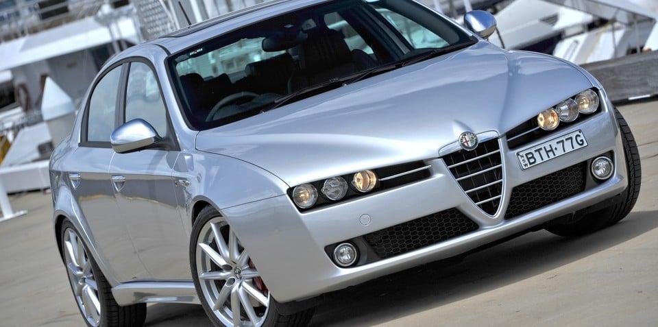 2011 Alfa Romeo 159 1750 TBi launched in Australia