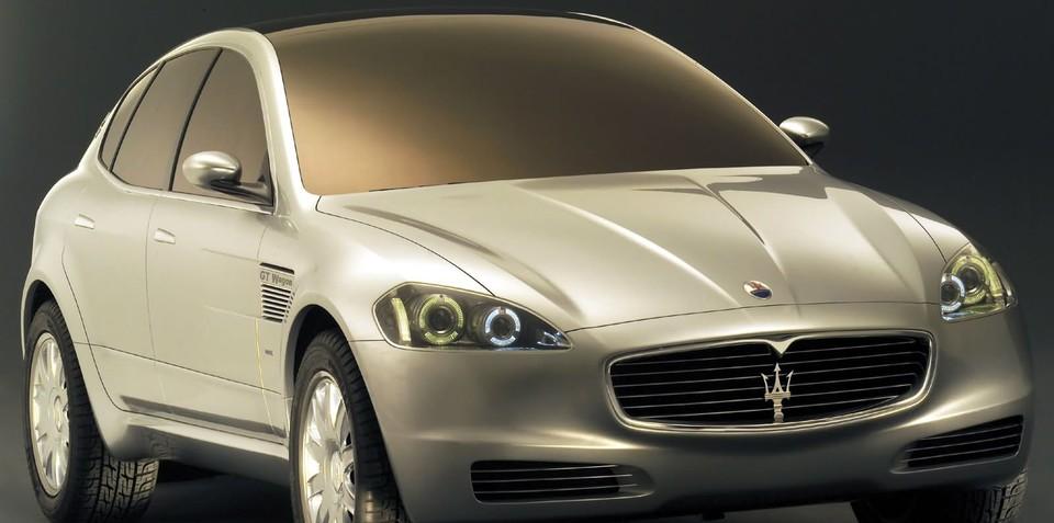 Maserati SUV to be US-built, use Ferrari engines