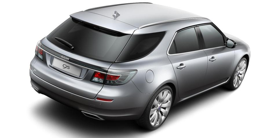 2011 Saab 9-5 SportCombi likely for Australia in 2012
