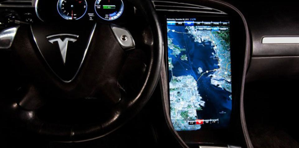 NVIDIA graphics for BMW and Tesla multimedia systems
