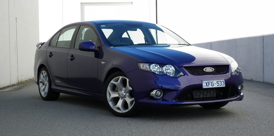 Ford Falcon XR6 Turbo Review