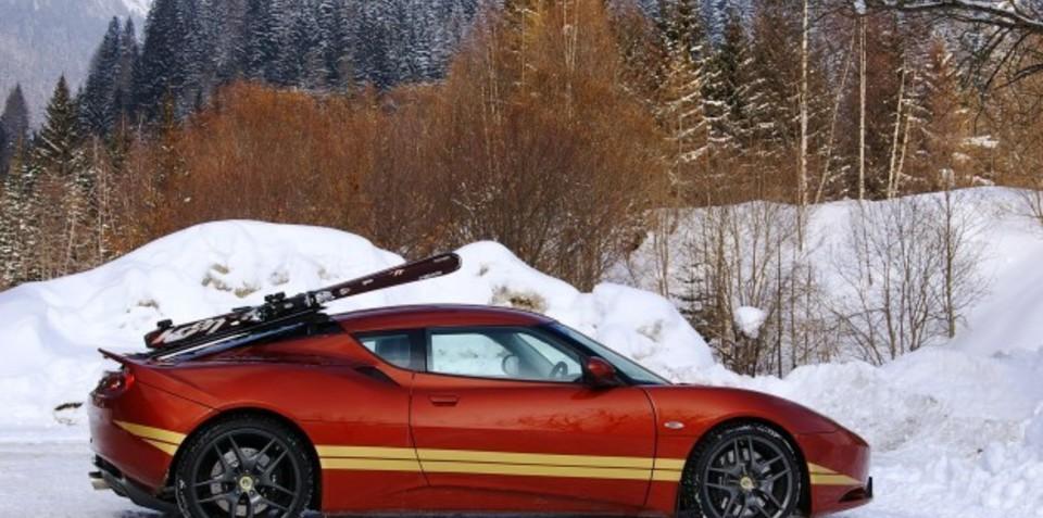 2011 Lotus Evora James Bond Edition