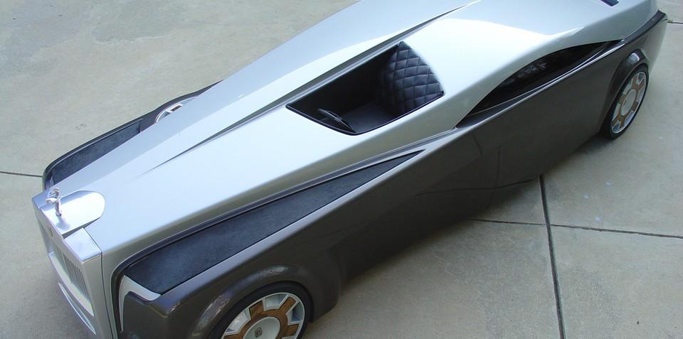 Rolls-Royce Apparition Concept