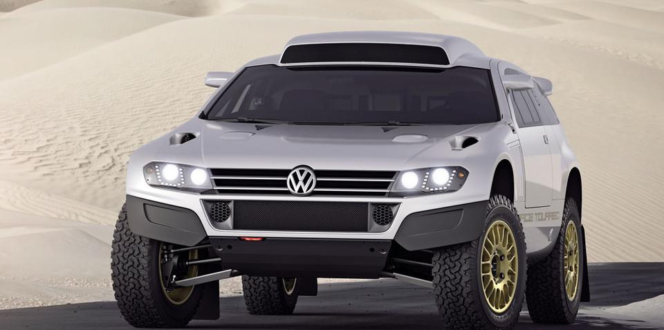 2011 Volkswagen Race Touareg 3 Qatar