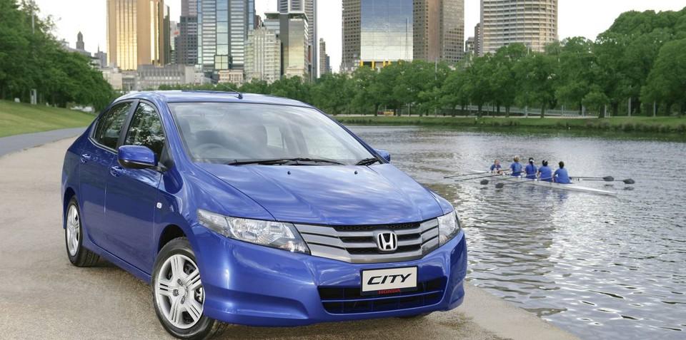 2009 Honda City, 2009-2010 Honda Jazz recalled