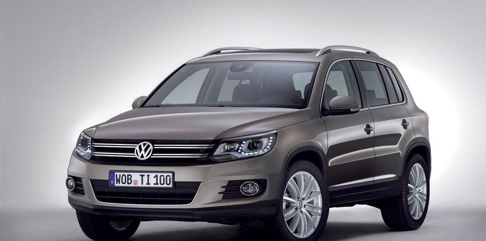 2011 Volkswagen Tiguan on sale in Australia in second half