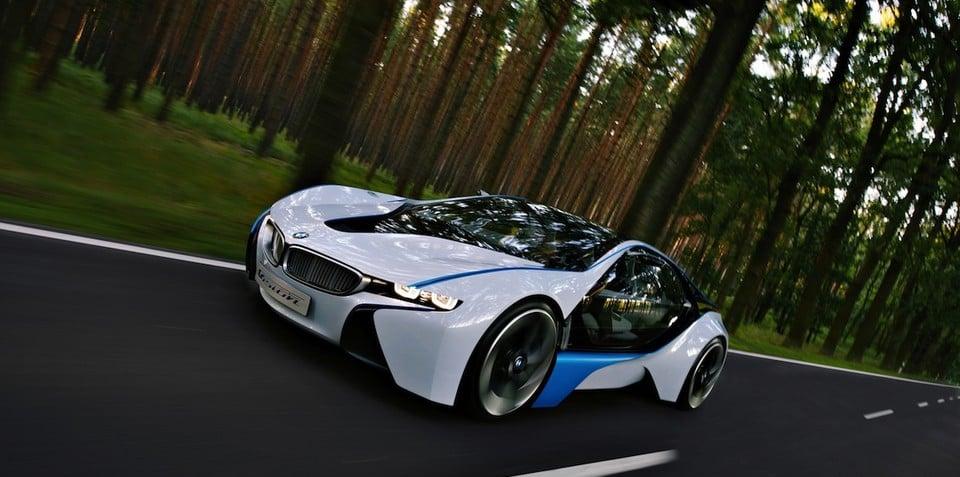 BMW Peugeot Citroen Electrification hybrid joint venture