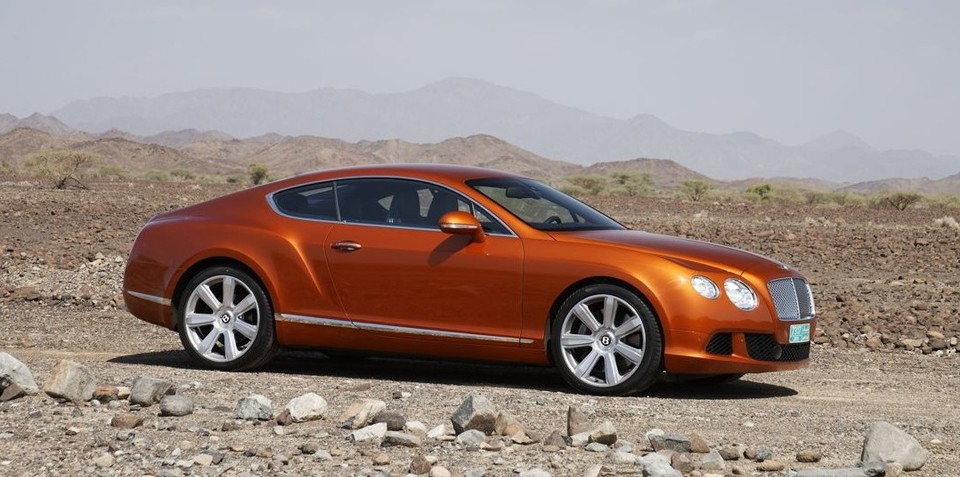Bentley to get two new turbocharged 4.0-litre V8 engines