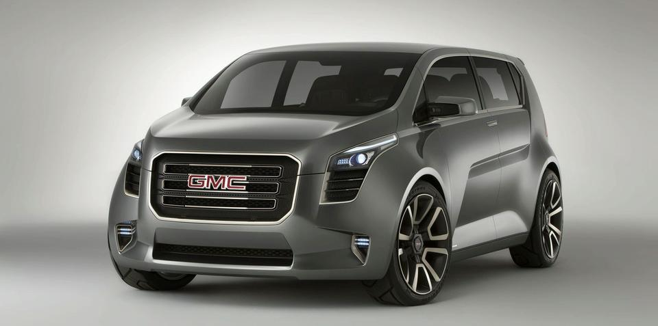 GMC Granite Concept production confirmed: report