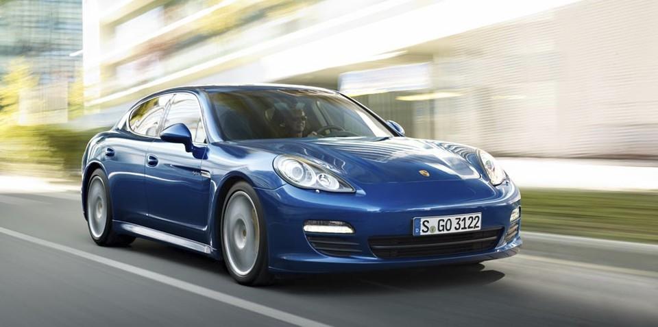 2011 Porsche Panamera S Hybrid coming to Australia in August