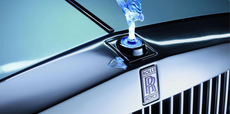 Rolls-Royce Phantom Experimental Electric (102EX) announced