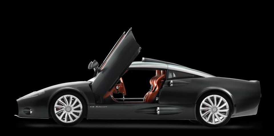 Spyker to sell Spyker and concentrate on Saab