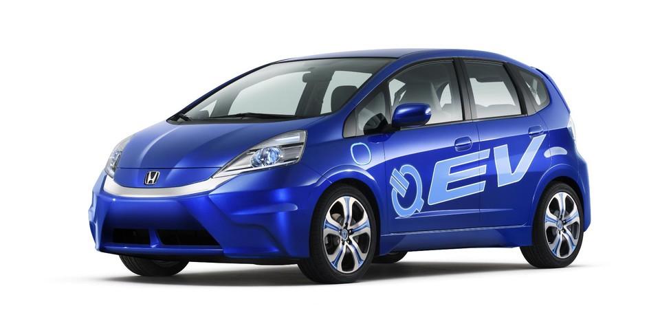 Honda Jazz EV, plug-in hybrid platform at Geneva