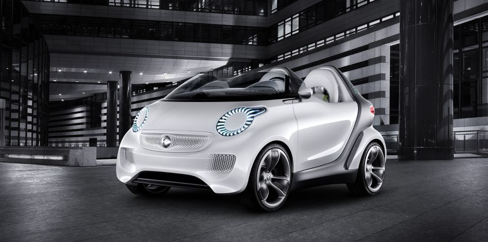 smart forspeed concept - more images revealed