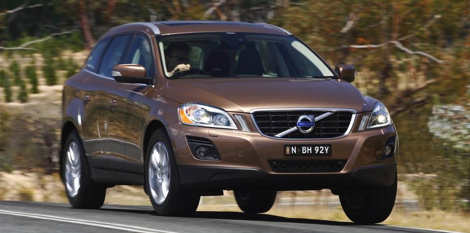 2011 Volvo XC60 range updated, T5 engine added