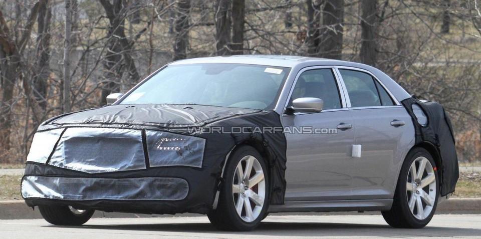 2012 Chrysler 300 SRT8 details speculated