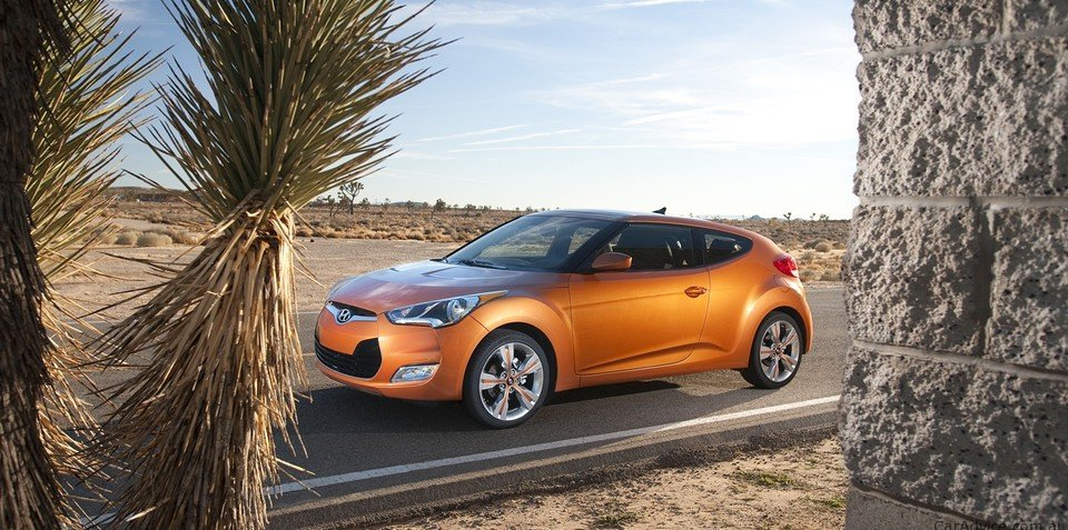 Hyundai Veloster confirmed for Australia