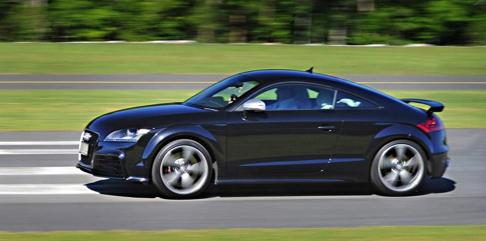Audi TT RS Plus coming with power hike: rumour