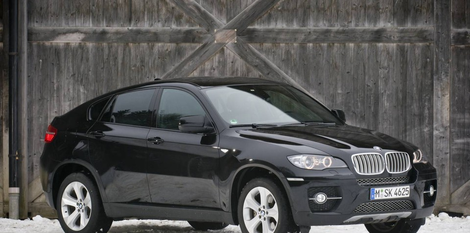 2011 BMW X6 xDrive30d available in Australia