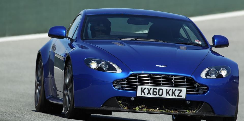 Aston Martin Vantage S Preview