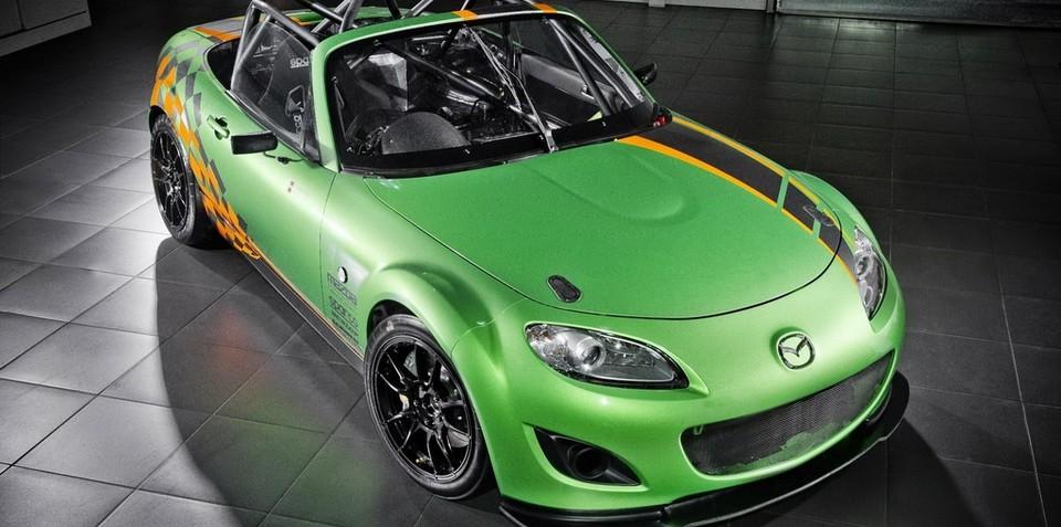 Mazda MX-5 GT prepares for British Endurance Championship