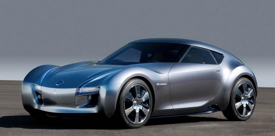 Nissan ESFLOW Concept unveiled at Geneva
