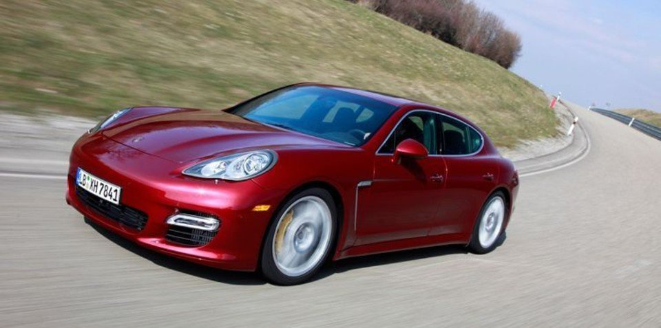 Porsche Pajun Panamera junior coming in 2016: rumour