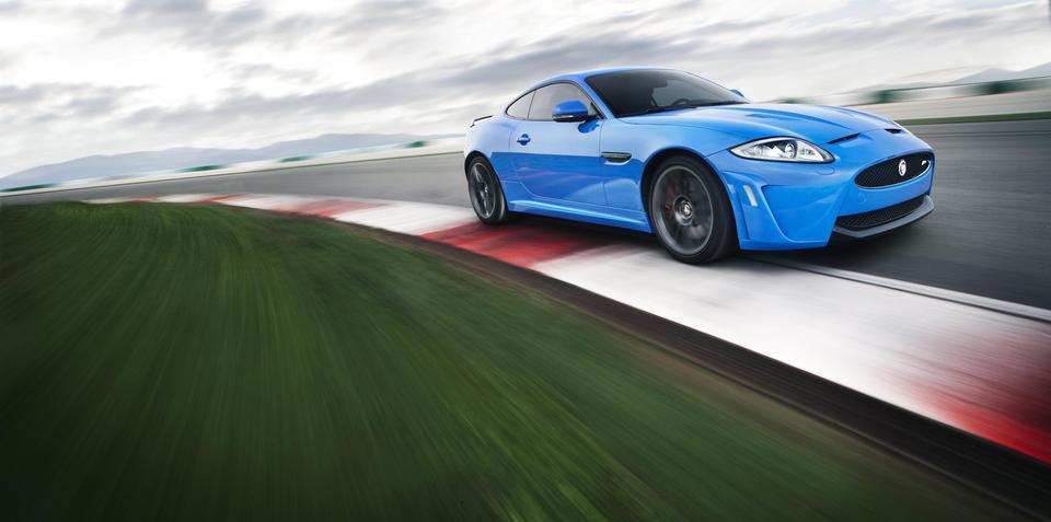 2011 Jaguar XKR-S unveiled at Geneva